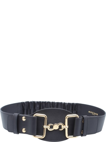Rochas Leather Belt