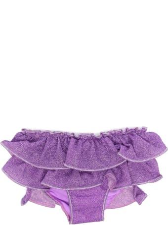 Oseree Lilac Osemini Lumiere Baby Girl Bottom