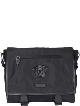 Versace La Medusa Messenger Bag