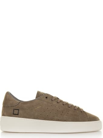 D.A.T.E. Sneaker Levante Nabuk