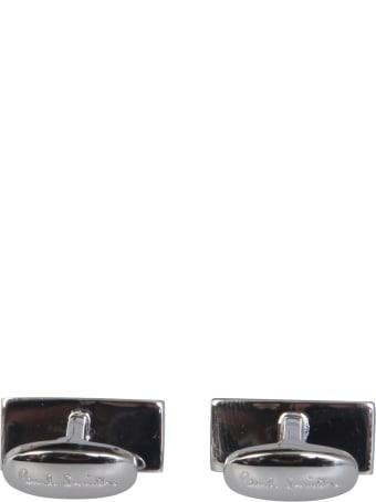 Paul Smith Iconic Stripe Cufflinks