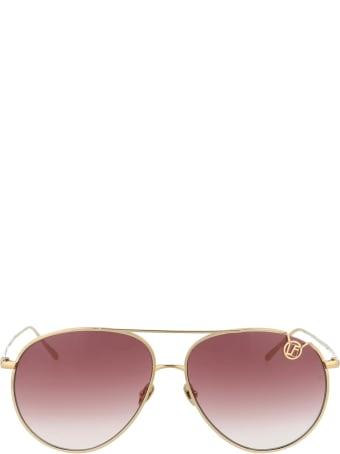 Linda Farrow Joni Sunglasses