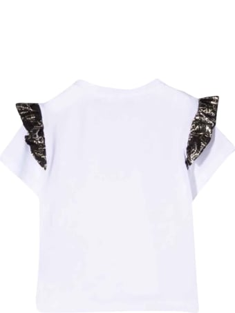 Balmain Unisex White T-shirt