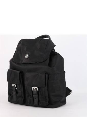 Tory Burch Virginia Flap Nylon Backpack