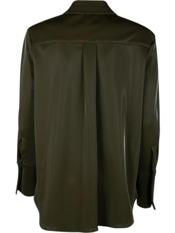 Federica Tosi Shiny Plain Shirt