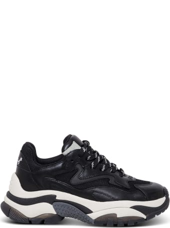 Ash Addict Combo J Leather Sneakers