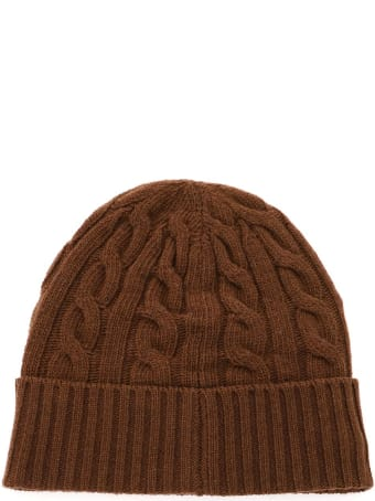 GM77 Cable Knit Beanie Hat