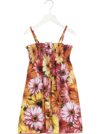 Dolce & Gabbana 'dg Pop' Dress