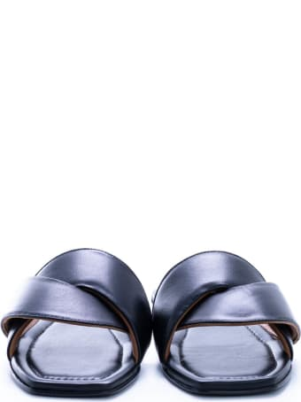 ATP Atelier Atp Atelier Leather Sandal