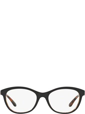 Ralph Lauren Ralph Lauren Rl6157q Top Black / Havana Jl Glasses