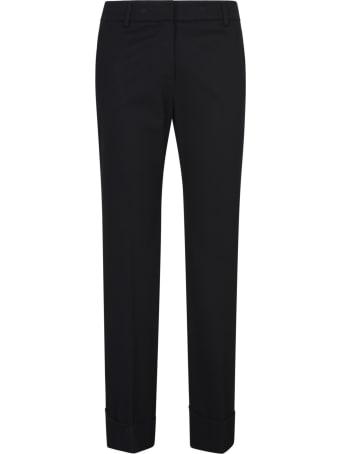 True Royal Turn-up Cuffs Classic Trousers