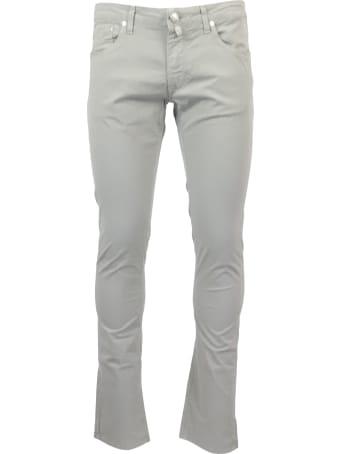 Jacob Cohen 5p Comfort Ppt Str Trousers