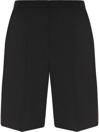 Saint Laurent Saint Laurent Black Shorts