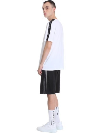 Givenchy Shorts In Black Polyester