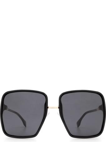 Fendi Fendi Ff 0402/s Black Sunglasses