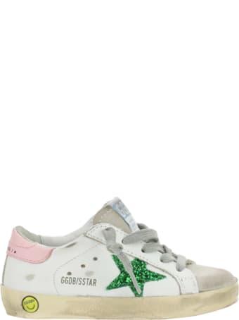 Golden Goose Supestar Sneakers For Girl