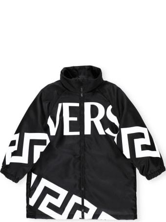 Versace Logo Jacket