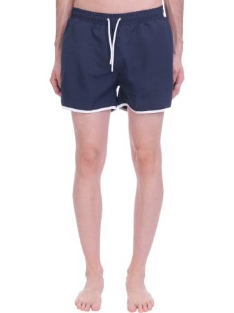 Fila Sato Beachwear In Blue Polyester