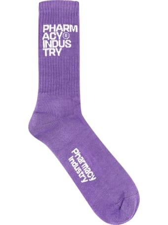 Pharmacy Industry Socks