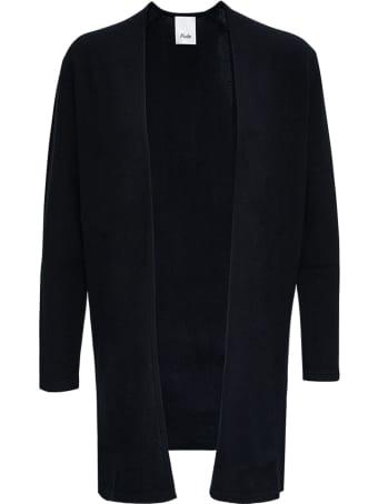 Allude Black Cashmere Cardigan