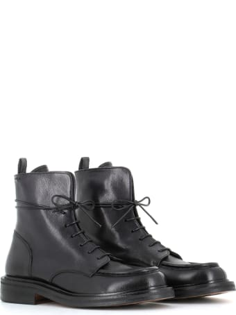 Alexander Hotto Lace-up Boot 60616