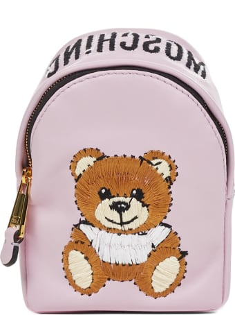 Moschino Inside Out Teddy Bear Shoulder Bag