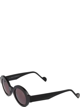 Anne & Valentin Simone Round Frame Sunglasses