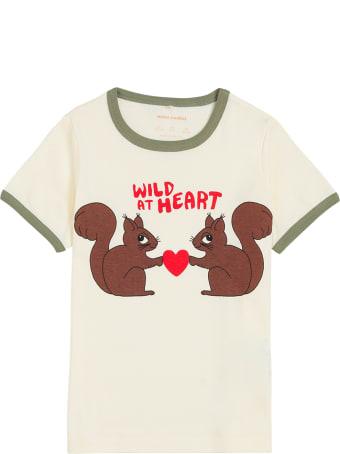 Mini Rodini Wild At Heart Ss Tee - Chapter 2