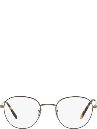 Oliver Peoples Oliver Peoples Ov1281 Antique Gold / Black Glasses