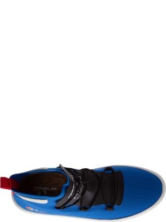 Fessura X Pepsi Arrow High-top Sneakers