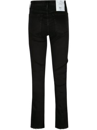 3x1 Regular 5 Pockets Jeans
