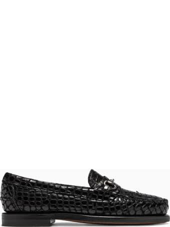 Sebago Dan Python Print Loafers 761151w
