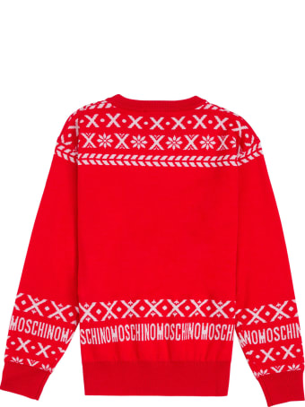 Moschino Sweater