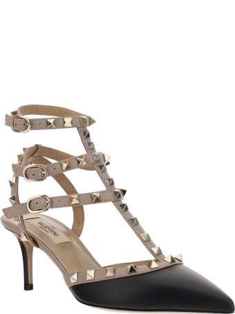 Valentino Garavani Ankle Strap T65 Shoes