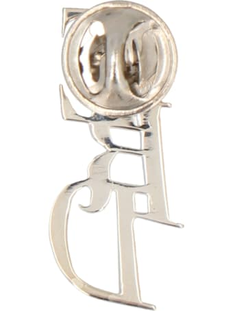 Enfants Riches Deprimes 'small Erd Pin' Brooch