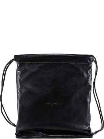 Saint Laurent Teddy Backpack