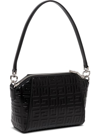 Givenchy Antigona Crossbody Bag In 4g Quilted Leather
