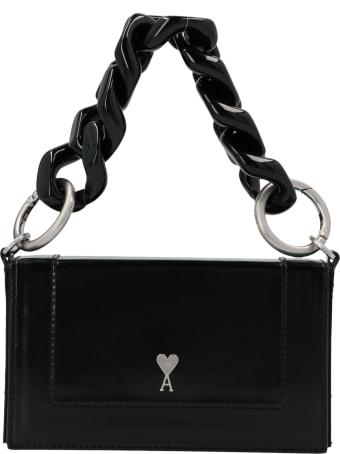 Ami Alexandre Mattiussi 'adc Chain Box' Bag