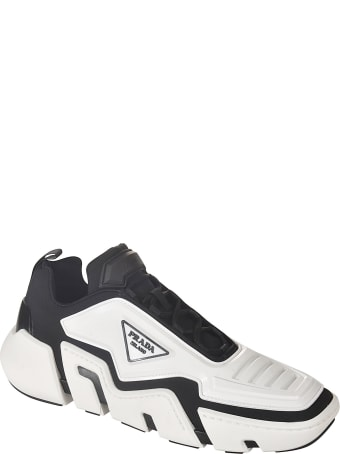 Prada Tecno Stretch Sneakers