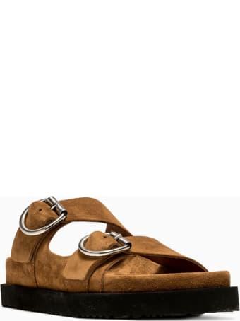 Buttero Roulotte Sandals B9422lig-dg