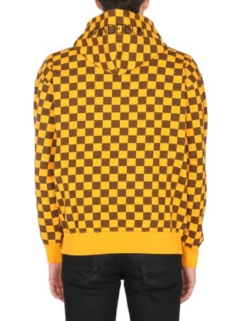 J.W. Anderson Checkerboard Sweatshirt