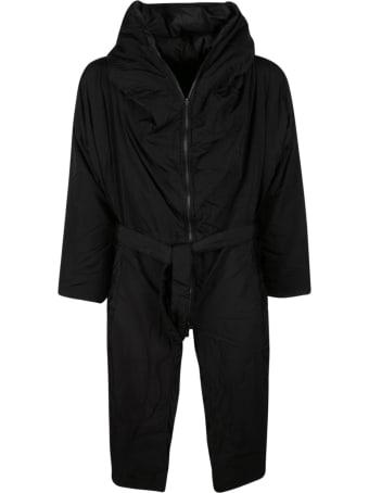 Kimonorain Belted Hooded Coat