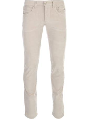 Siviglia Multi Striped Jeans