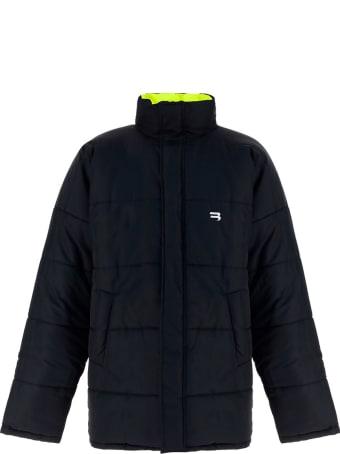 Balenciaga Ripstop Parka Coat