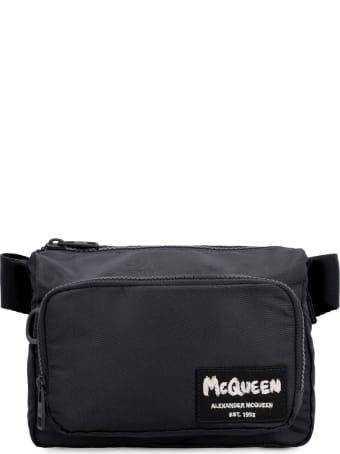 Alexander McQueen Technical Fabric Camera Bag