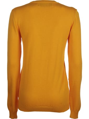 Marques'Almeida Long Sleeve Knitted Jumper