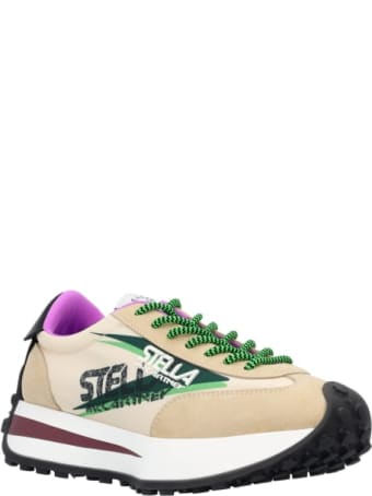 Stella McCartney New Sneaker Recycled Polyester
