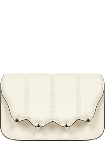 Marco de Vincenzo Griffe Shoulder Bag