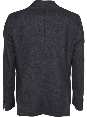 L.B.M. 1911 Grey Wool Jacket