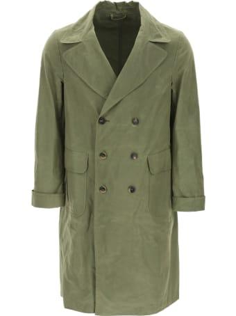 GM77 Cotton Raincoat